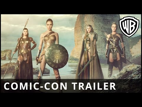 Wonder Woman - Comic-Con Trailer Italiano