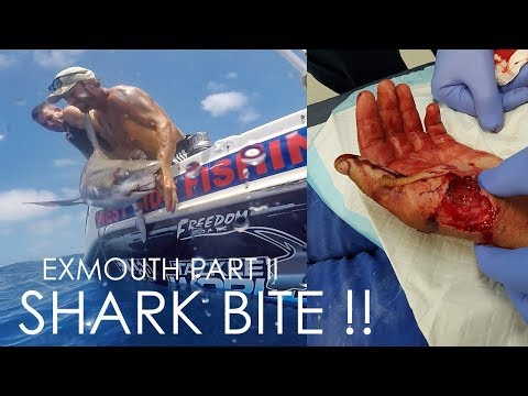 SHARK ATTACK!!! - Exmouth Pt II - Westside Fishing - EP 3