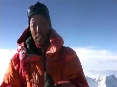 Tourists & Sherpas Summit Everest