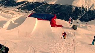 Crash compilation Livigno December 2012 Thumbnail