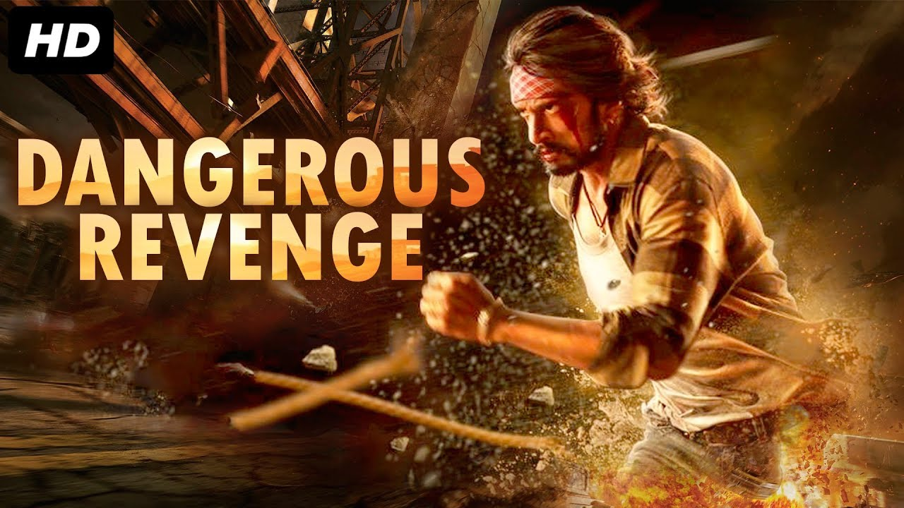 Download DANGEROUS REVENGE - Hindi Dubbed Full Action Movie   Sudeep   South Indian Movies Hindi Dubbed