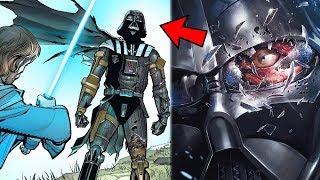 Cómo Darth Vader Construyó su Sable de Luz Sith (Canon) - Star Wars