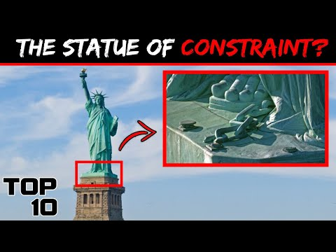 Top 10 Famous Landmarks With Unknown Secrets