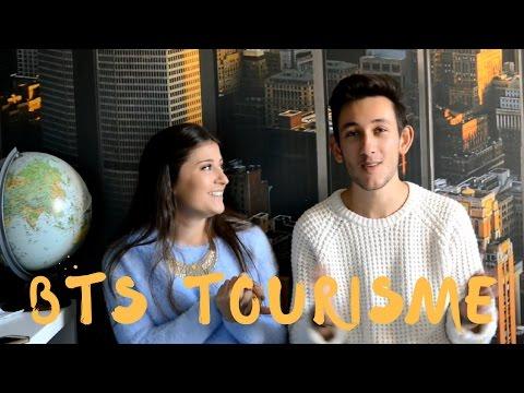 Bts tourisme en anglais