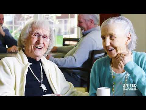 Our residents have a wealth of life experiences to share. Connect with an older adult in your life.