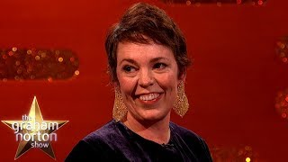 The BEST Of Olivia Colman On The Graham Norton Show