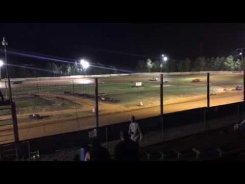 Camden speedway pure street feature 7-9-16 Adam Brockwell
