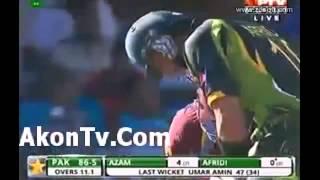 Pakistan Vs Zimbabwe 22 May 2015 1st T20  in pakistan