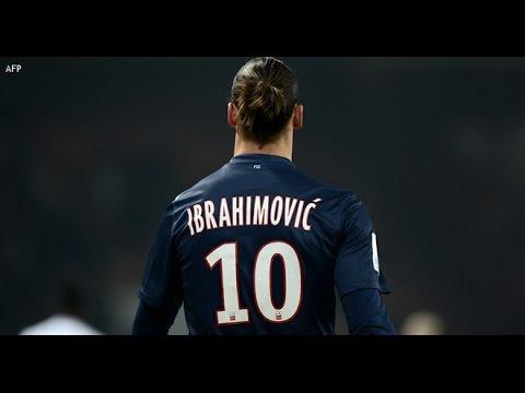 Zlatan Ibrahimovic | Top 10 Goals 2013 2014   HD