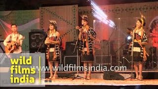 Tetseo Sisters mesmerise Delhi with their folk songs