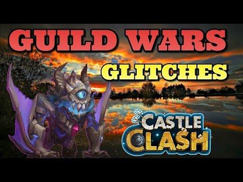 Castle Clash Guild Wars Glitches!