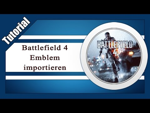 how to make a battlefield 4 emblem
