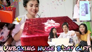 Surprise Birthday Gift For My Sister || Manipuri ||prettysinam