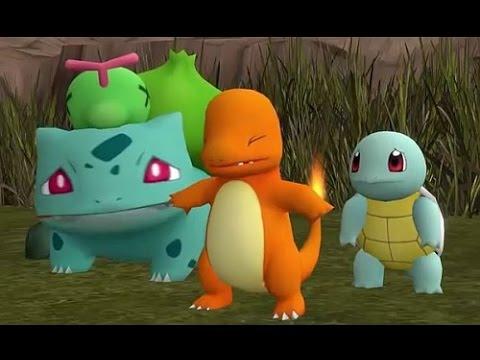 Pokemon Funny - Team Fighting - Pokémon Battles Movies