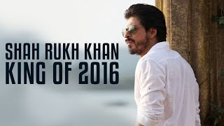 This is why Shah Rukh Khan was the King of 2016!