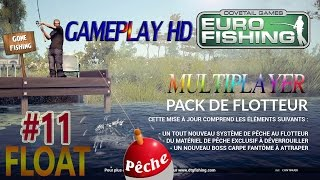 Dovetail Games Euro Fishing Gameplay #11 Float Fishing MULTIPLAYER PATCH5  HD PC FR