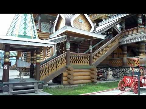 Life in Russia - Russian Disneyland in Moscow