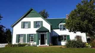 Video Anne of Green Gables In-Depth House Tour - Prince Edward Island download MP3, 3GP, MP4, WEBM, AVI, FLV November 2017