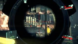 vgames crysis 2 multiplayer sniper class gameplay hd
