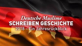 Jahresrückblick: Deutsche Muslime im Jahr 2018