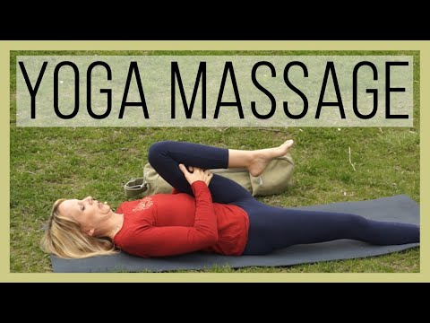 2 min Yoga Class for the Colon - Constipation Relief