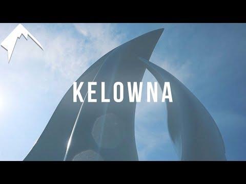 Exploring Kelowna, British Columbia Okanagan