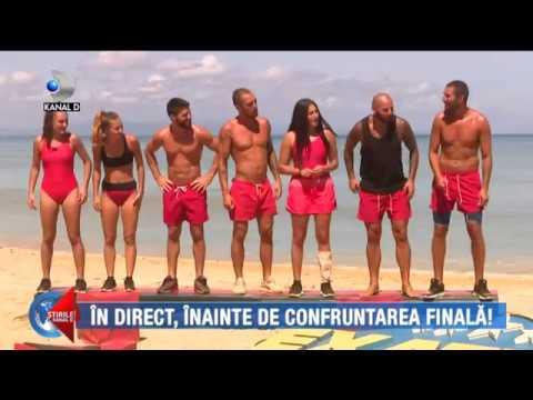 Stirile Kanal D (23.05.2018) - EXATLON la final, cine castiga? Editie COMPLETA
