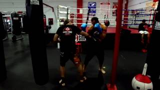 "MMA, Muay Thai, Kickboxing ""Nyc Gym@ and ""Fight Factory@ in Brooklyn NY, by Rodion Gor"