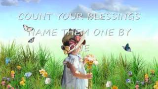 Video Count your Blessings download MP3, 3GP, MP4, WEBM, AVI, FLV Agustus 2018