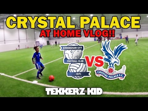 CRYSTAL PALACE AT HOME! | I SCORED A BANGER!! | A Typical Saturday Vlog!!