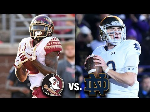 Florida State vs. Notre Dame Football Preview