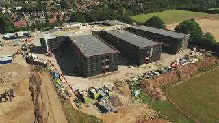 Construction Progress Report Broxbourne