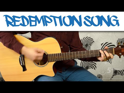 Redemption Song  Bob Marley  Easy Guitar Tutorial