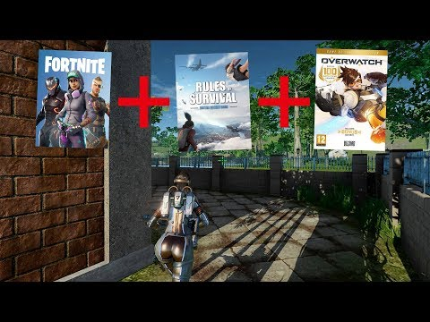 Fortnite + ROS + Overwatch = This Game? (Horizon Source)