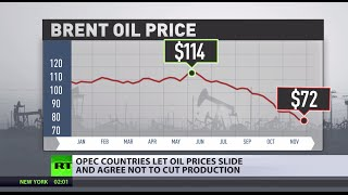 Over an OPEC barrel: Decision triggers lowest oil price in yrs, what
