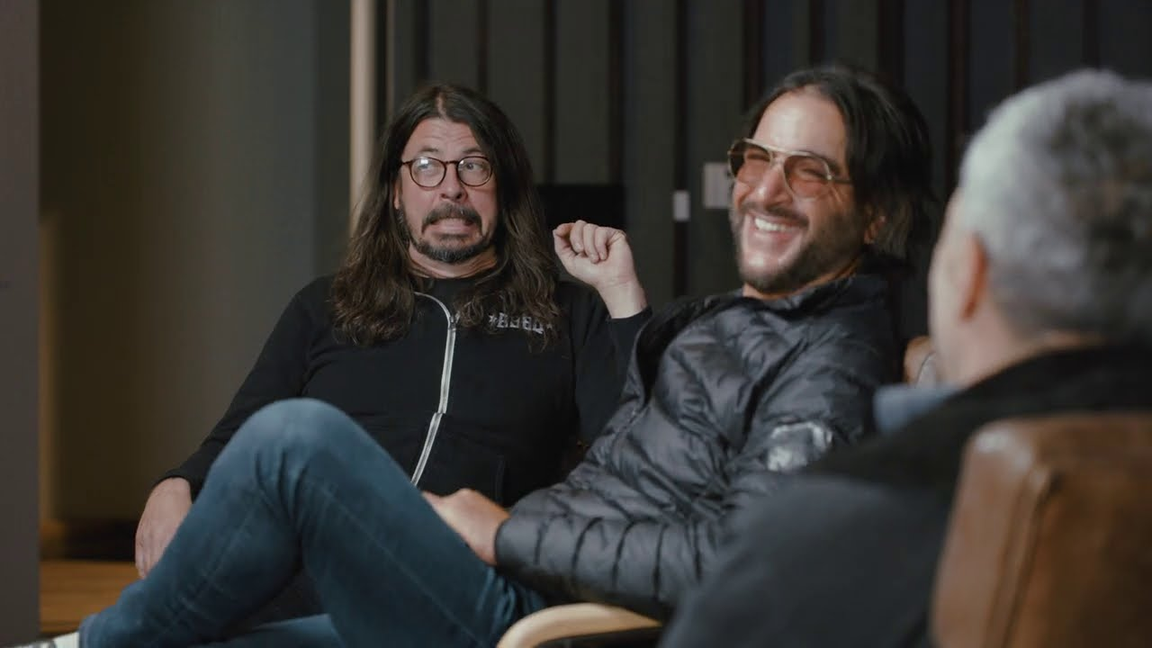 Foo Fighters   Track by Track   Holding Poison