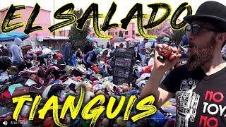 MERCADO DE PULGAS EL SALADO TIANGUIS SANTA MARTHA ACATITLA FLEA MARKET CDMX CHACHARAS MÉXICO