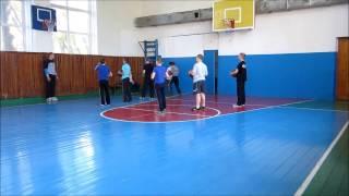 Урок физической культуры в 6 классе школы 5 вида