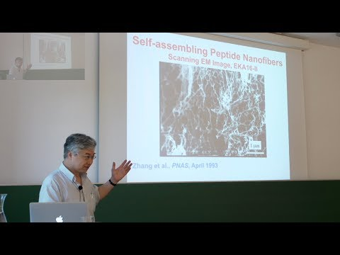 TWIST talk by Shuguang Zhang (MIT)