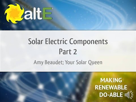 Charge Controllers & Inverters: Solar Power Components - Part 2
