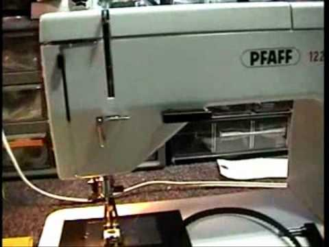 Dave's Pfaff 40 YouTube Beauteous Dave's Sewing Machine Repairs