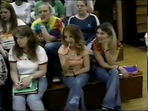 Nelsonville York High School 2002 senior video
