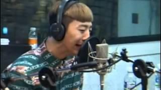 130228 Yongguk - Beat Box Cut #Take1 @ Shindong