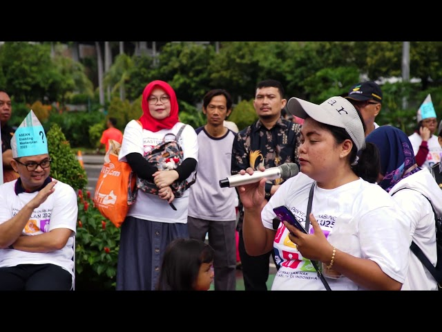 Highlights of ADF Masterplan Awareness Campaign in Jakarta on Feb 23, 2020