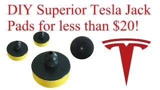 Download Diy Jack Pad Assembly For Tesla Model 3 MP3, MKV, MP4