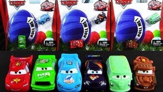 Micro Drifters Holiday Edition Cars 2 Easter Eggs Toys Disney Pixar 2013