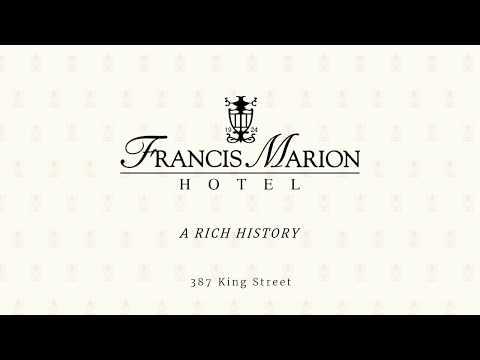 Francis Marion Hotel, Charleston, SC