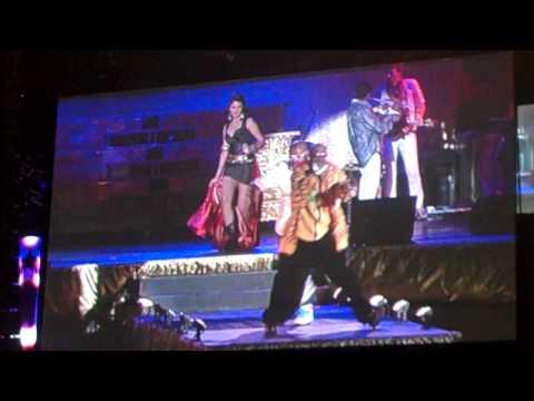 Krystal Kiran, AR Rahman, Benny Dayal, Blaaze - SOUTH AFRICA Taxi Taxi/Urvaasi
