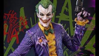Batman Arkham Knight #4 HA VUELTO (4K)