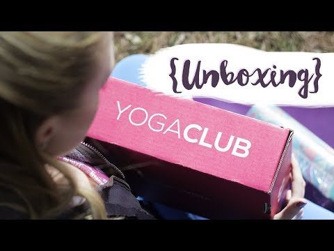 YogaClub Box Unboxing + Discount Code!